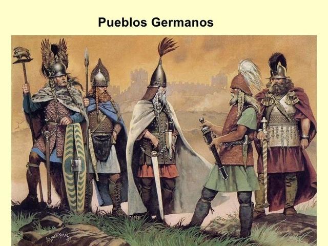 Los Germánicos