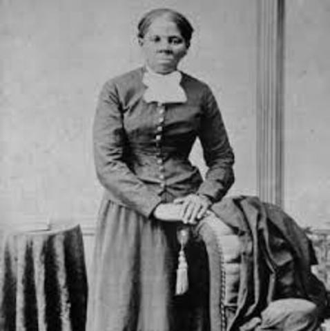 Harriett Tubman Escapes from Slavery