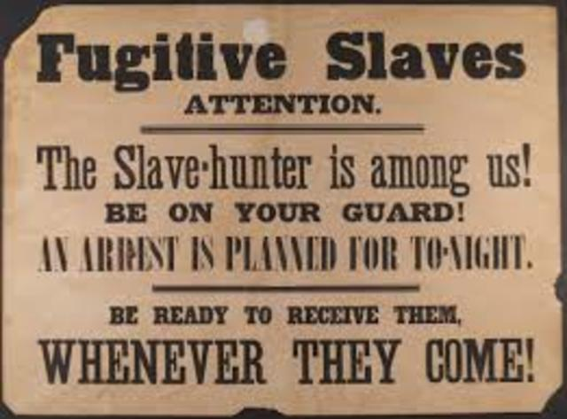 Fugitive Slave Act