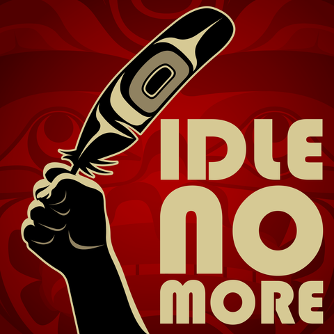 Idle No More Movement