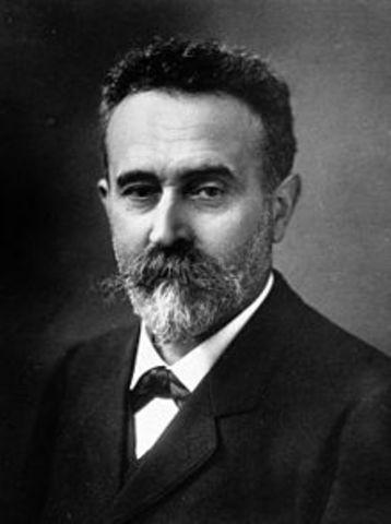 Alphonse Bertillon