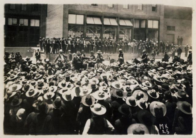 Huelga de Cananea Sonora