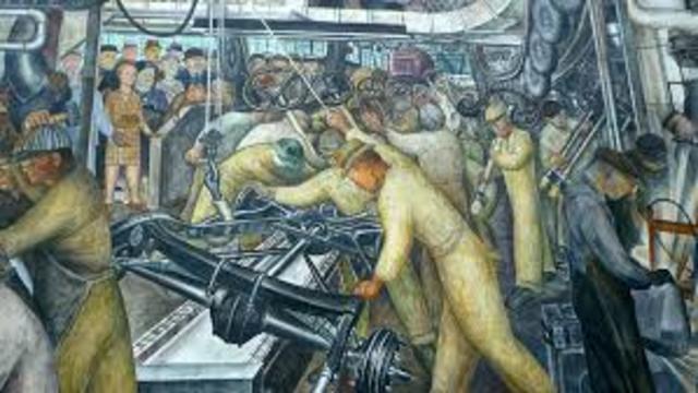 Sociedad industrializada