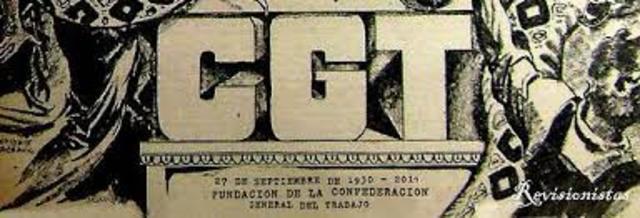 Confederación General de Trabajadores CGT