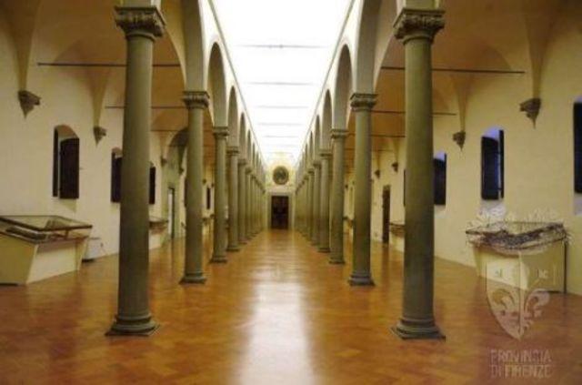 Convento di San Marco - Inizio lavori rifacimento by Michelozzo