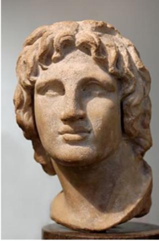 Alejandro Magno se convierte en rey de Grecia