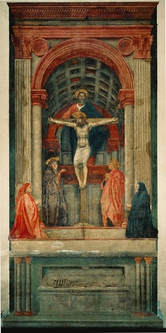 MASACCIO Trinità