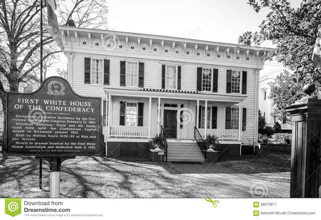 """""""THE FIRST WHITE HOUSE"""""""