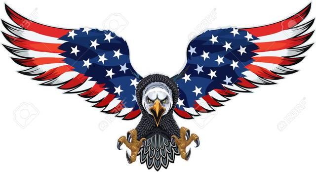 """THE AMERICAN EAGLE"""