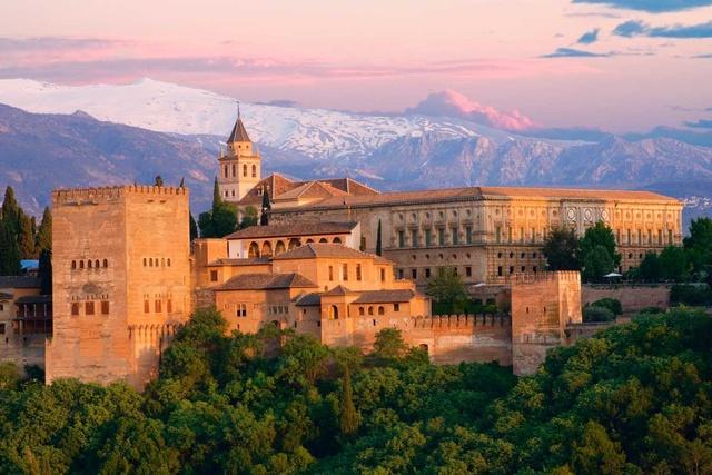 Inici obres Alhambra de Granada