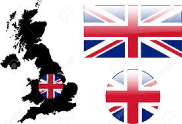 Gran Bretaña.