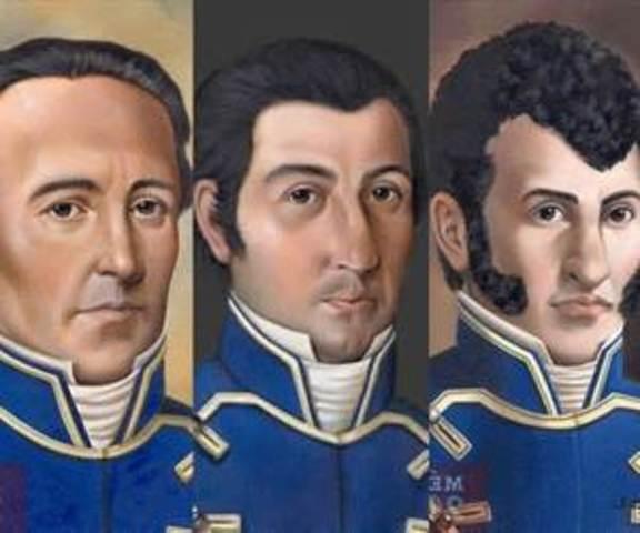 Fusilan a Allende, Aldama y Jimenez