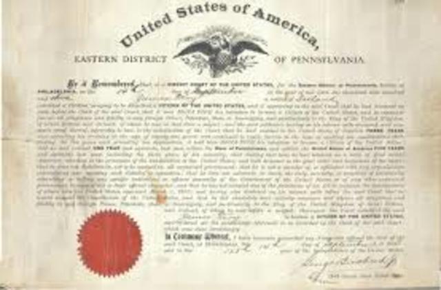 14 th Amendment Ratified