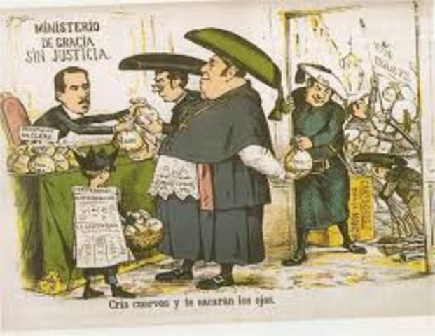 DESAMORTIZACIÓN DE MENDIZÁBAL (1836)