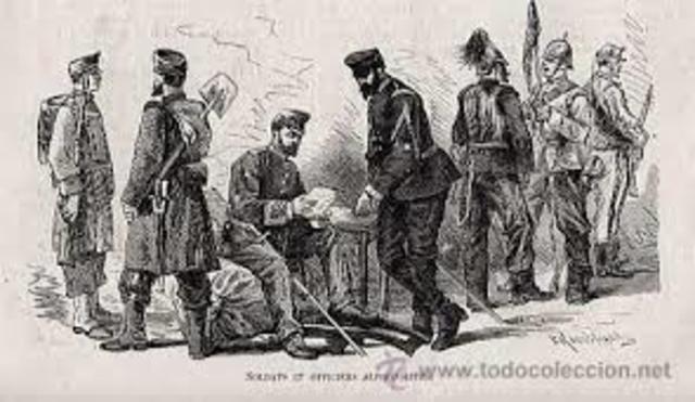 FIN DE LA GUERRA CARLISTAS: DERROTA DEL GENERAL CABRERA (1840).