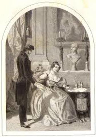 CAÍDA DE Mª CRISTINA (1840).