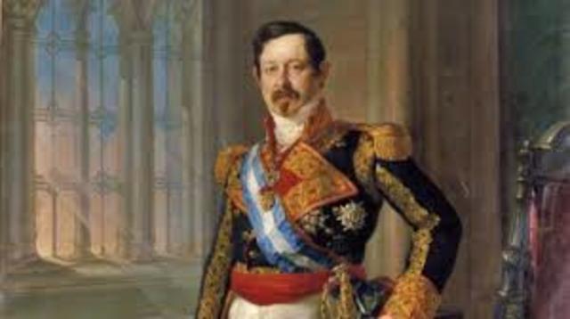 PRONUNCIAMIENTO DEL GENERAL NARVAEZ (1843).