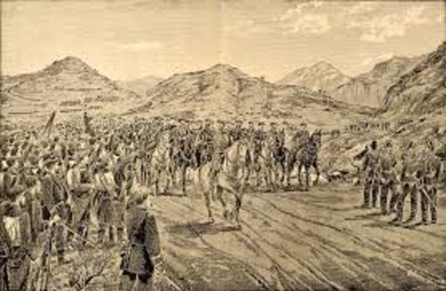 SEGUNDA GUERRA CARLISTA (1847-1849).