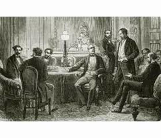 ALTERNANCIA ENTRE MODERADOS Y LA UNIÓN LIBERA (1856-1868).