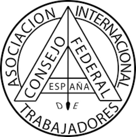 FUNDACIÓN DE LA INTERNACIONAL (AIT) EN ESPAÑA (1869).