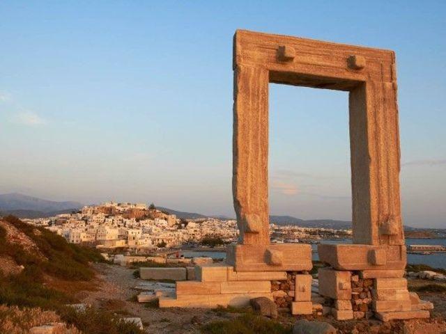 Colonización de Naxos