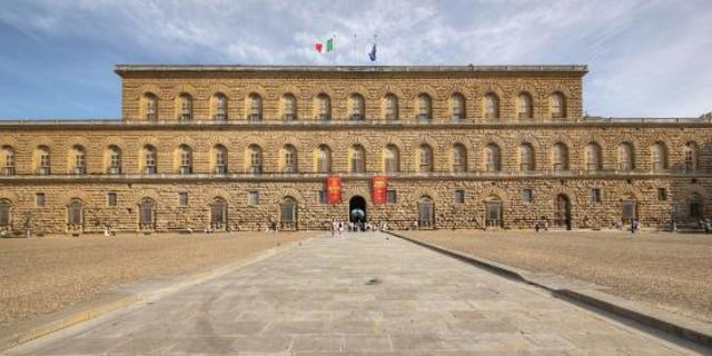 I Medici si spostano a Palazzo Pitti