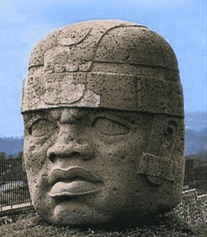 Cultura Olmeca (preclásico)