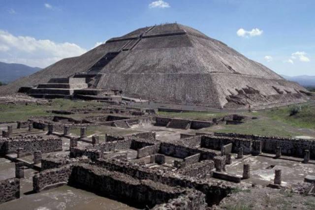 Cultura Teotihuacana (preclásico)