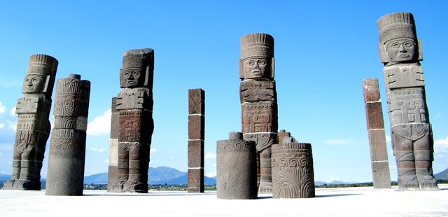 Cultura Tolteca (Posclásico)