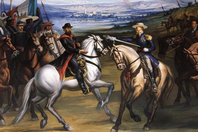 Cae el imperio de Maximiliano