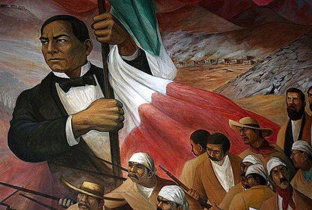 Juárez restaura la República