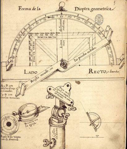 Se agregan las cátedras de matemáticas y astrología en la real y pontificia Universidad de México
