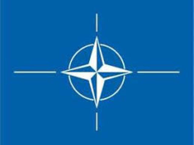 NATO is founded