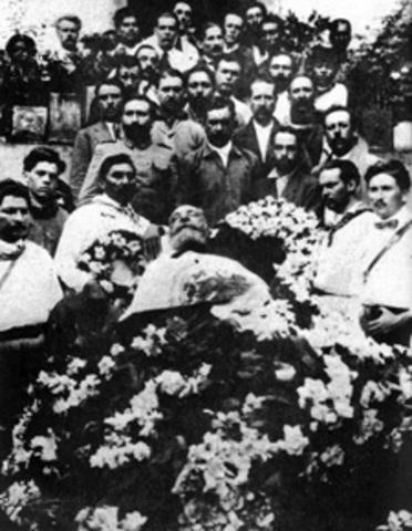 Asesinato de Venustiano Carranza