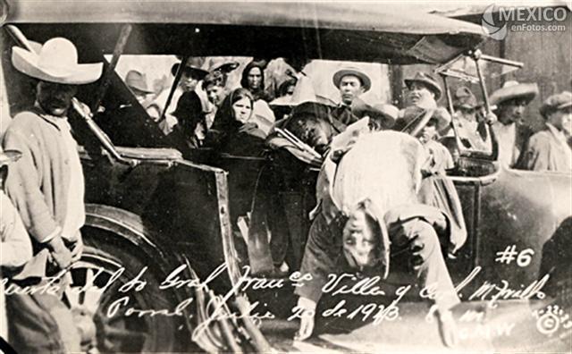 Asesinato de Francisco Villa