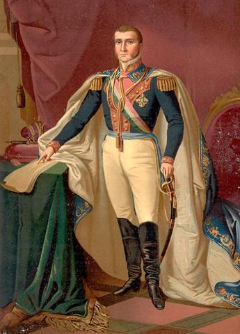 Iturbide es proclamado emperador de México