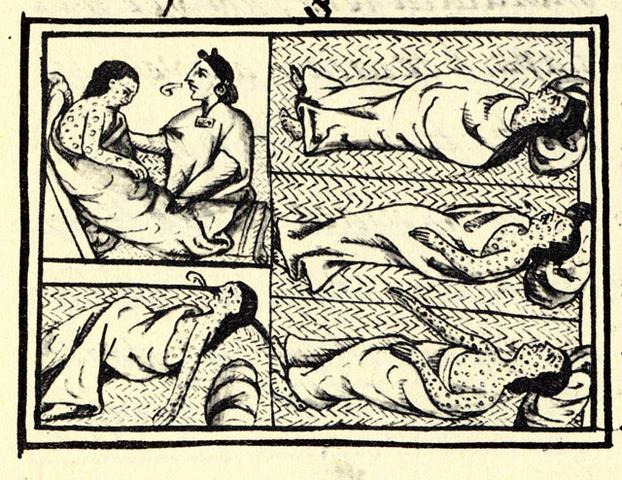 Epidemia de sarampión