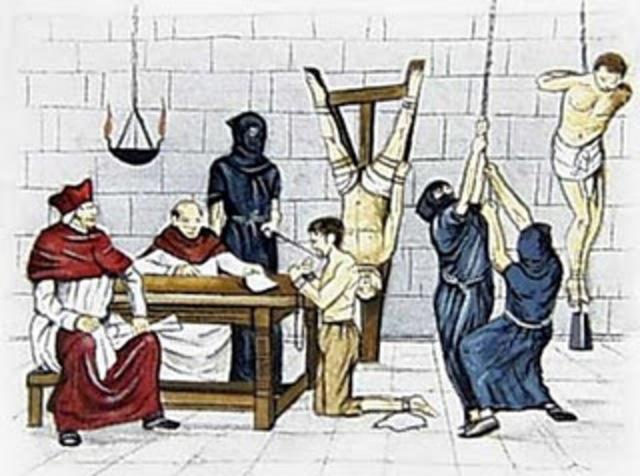 Santa Inquisición en la Nueva España