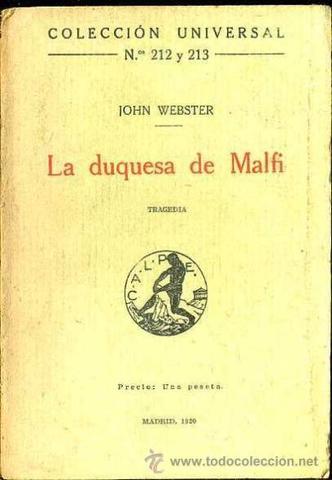 LA DUQUESA DE MALFY.