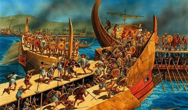 La gran expedición a Sicilia