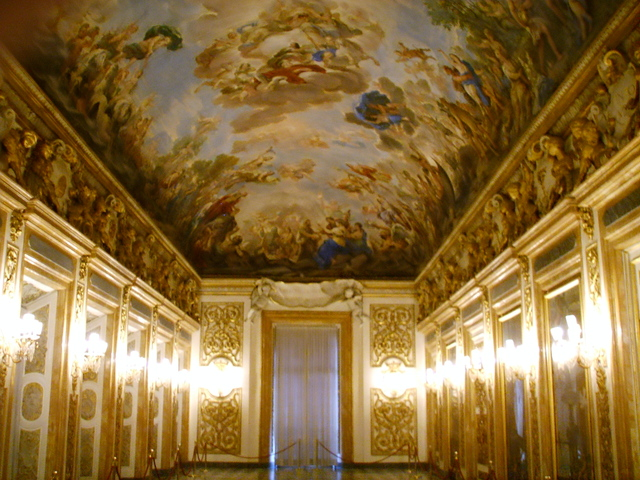 Ferdinando II vende Palazzo Medici ai Riccardi