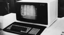 История Вычислительной техники timeline