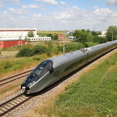 La expansión del ferrocarril timeline