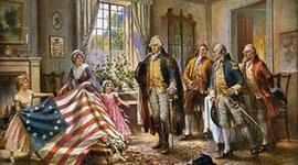 La Rivoluzione americana timeline