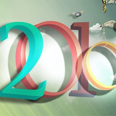 Retrospectiva 2010 timeline