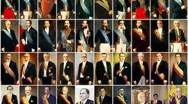 los 10 primeros presidentes del ecuador timeline