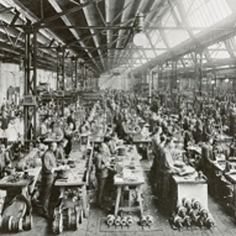 Società industriale