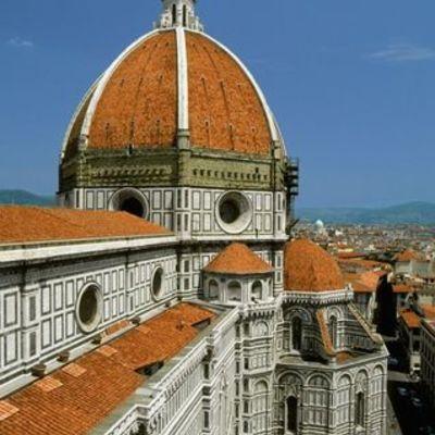 1418 Brunelleschi construye la cúpula de Florencia, surge el arte del Renacimiento timeline