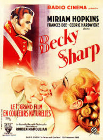 BECKY SHARP.