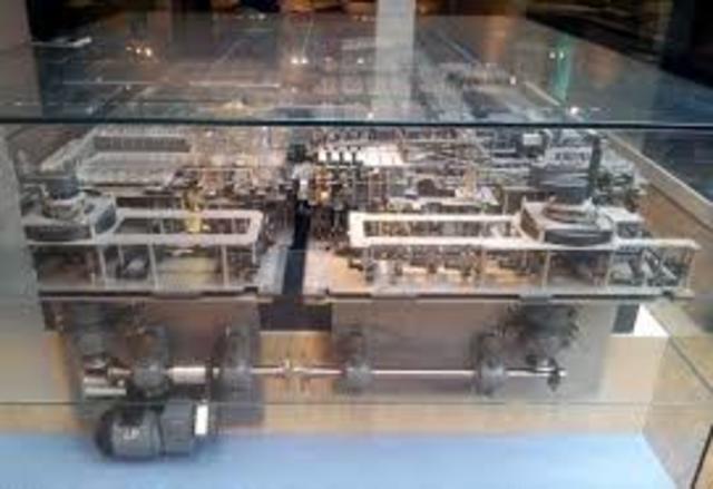 Computadoras Electromecánicas Binarias